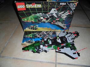 Vaisseau spatial mère Lego Space Police 6984 Avec boite d'origine