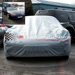 Porsche-Boxster-986-amp-987-Ultimate-sur-Mesure-Etanche-Exterieur-Housse-de