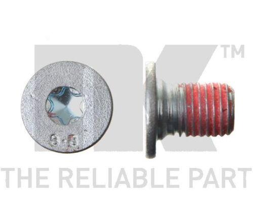 2 St NK 89011661 bullone disco del freno per MERCEDES-BENZ CLASSE E CLK SLK