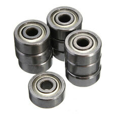 10pcs 623ZZ 3x10x4mm Ball Bearings Shielded Radial Bearings