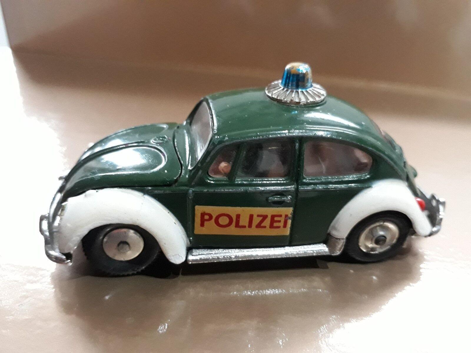 VolksWagen 1200 Saloon Polizei Corgi Toys 1 43