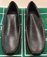 6708aa307fc Cole Haan Tucker Venetian Loafers Slip On Black Leather Men s 13 M   D US  C03557