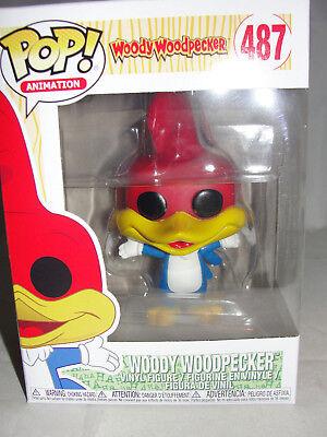 Funko Pop Animation Woody Woodpecker™ Vinyl Figure #32886 Woody Woodpecker™