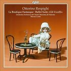 Respighi: La Boutique Fantasque Super Audio Hybrid CD (CD, Oct-2010, CPO)