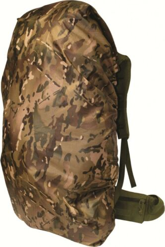 Lightweight Rucksack Bergen Cover All Colours and Sizes Hiking Camping Military