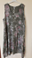 New-Plus-Size-LAGENLOOK-Quirky-BALLOON-Shaped-FLORAL-LONG-LINEN-Dress-XXL-52-034 thumbnail 23