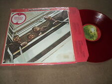 "@ THE BEATLES DOUBLE 33 TOURS LP 12"" FRANCE 1962-1966 (DISQUES ROUGES)"