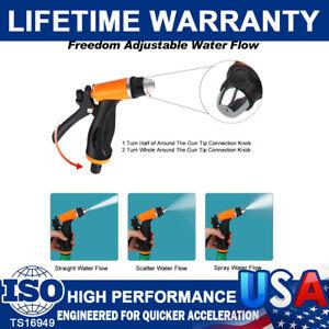 Portable 12V Jet Spray Car Wash Washer Gun High Pressure Electric Water Pump Kit