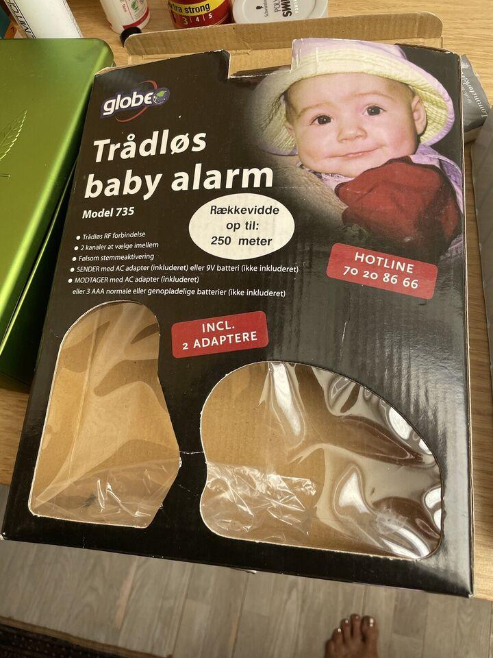 Babyalarm, Baby Alarm, Globe