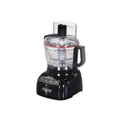 KitchenAid KFP0922OB Onyx Black 9-Cup Food Processor with ExactSlice System 3 Sp