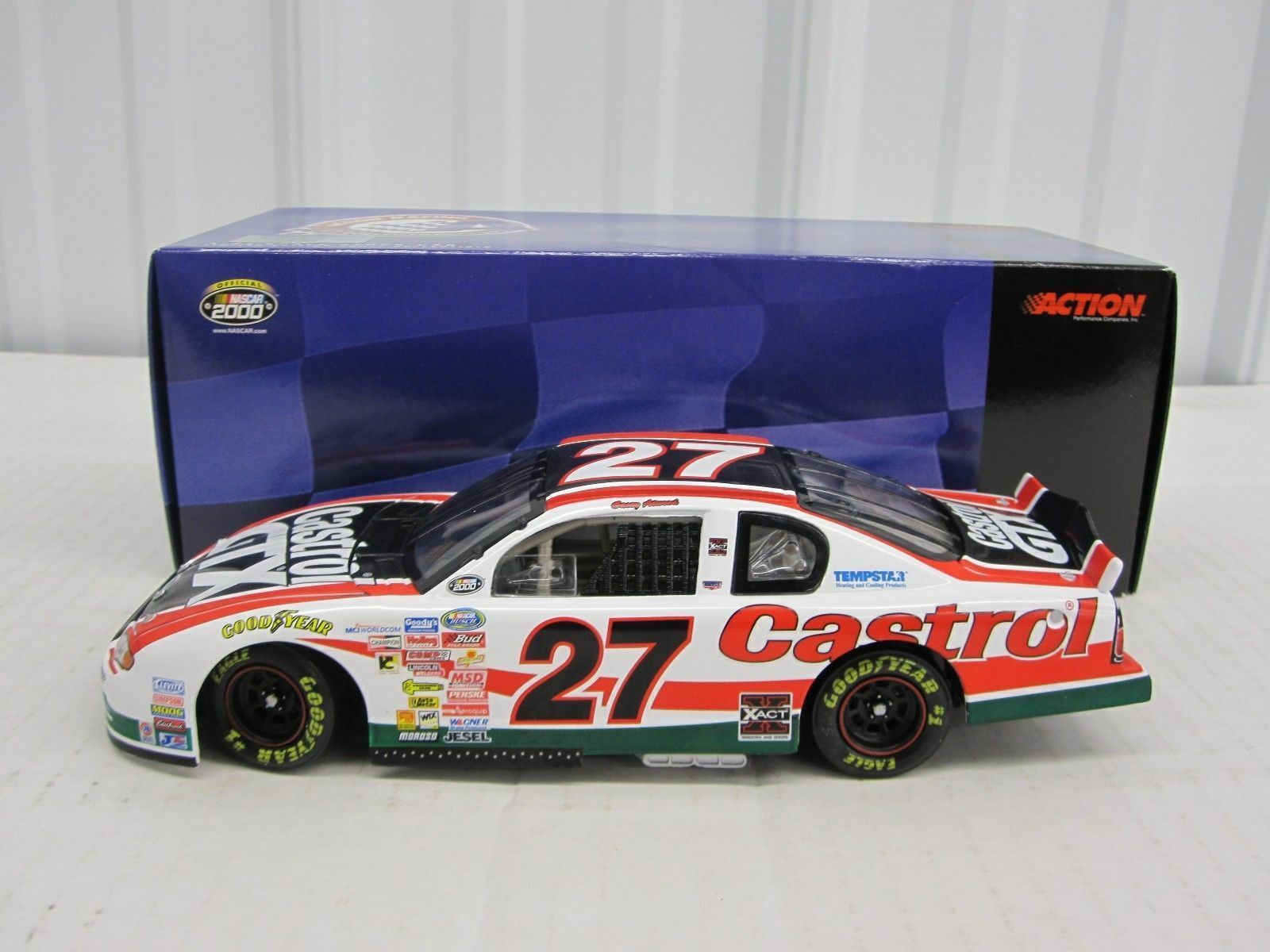 1 24 Action Nascar Casey Atwood Castrol 1999 Monte Carlo W249935555-1 NEW