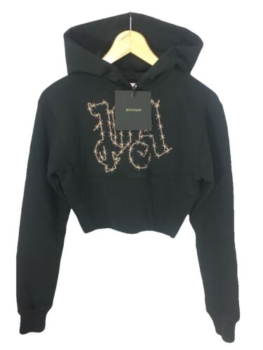 Rrp S Barbwire Hoody Copper £390 Angels HoodieBlack Palm Cropped New Pa yIfgb6Y7v