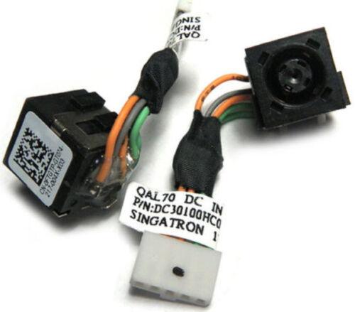 DC POWER JACK HARNESS CABLE Dell Latitude E6330 E6430S QAL70 DC30100HC00 SOCKET