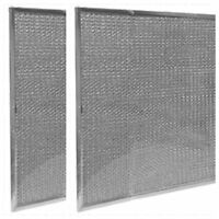 Mobile Home Metal Furnace Filters 16 X 19 (set Of 2)