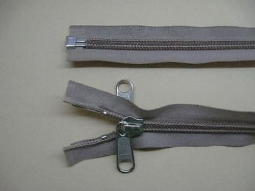 Reißverschluss YKK für Persenninge Zelte 400 cm Breit 4 cm Spiralb 10 mm L57740