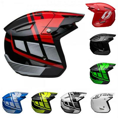 All Sizes New Jitsie Matt Red Trials Helmet Beta Gasgas Montesa 4T TXT REV3