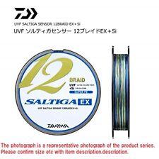 Daiwa Saltiga 12Braid 600m 36lb 2 Multicolor Pe Line 034500 Fishing Japan New