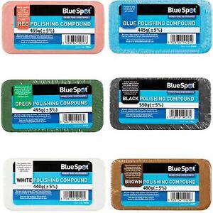 BlueSpot-Pulido-Pulido-Compuesto-barras-de-metal-de-aluminio-de-laton-de-acero-inoxidable