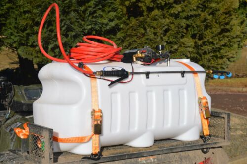 Rock Machinery 100 litre Deluxe ATV Sprayer
