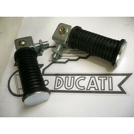 Reposapies traseros Ducati (paso 7/16 x 25mm)