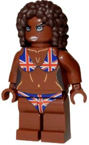 Minifigure SWIMSUIT BIKINI SI MAGAZINE GIRL **NEW** LEGO Custom Printed U.K