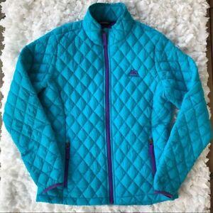 Snozu-Girls-039-Glacier-Shield-Quilted-Jacket