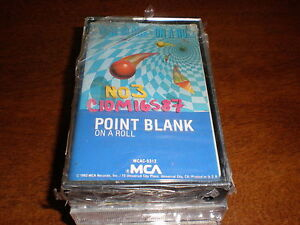 Point-Blank-CASSETTE-On-A-Roll-NEW