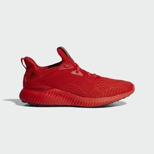 sneakers for cheap 5e389 6ba82 Image is loading ADIDAS-ALPHABOUNCE-EM-M-ENGINEERED-MESH-BLAZE-ORANGE-