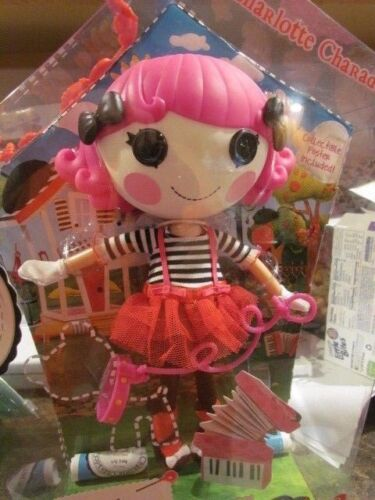 Cherie Jewel Strings 2 Lalaloopsy Full Size Doll Charlotte Sugar Keys