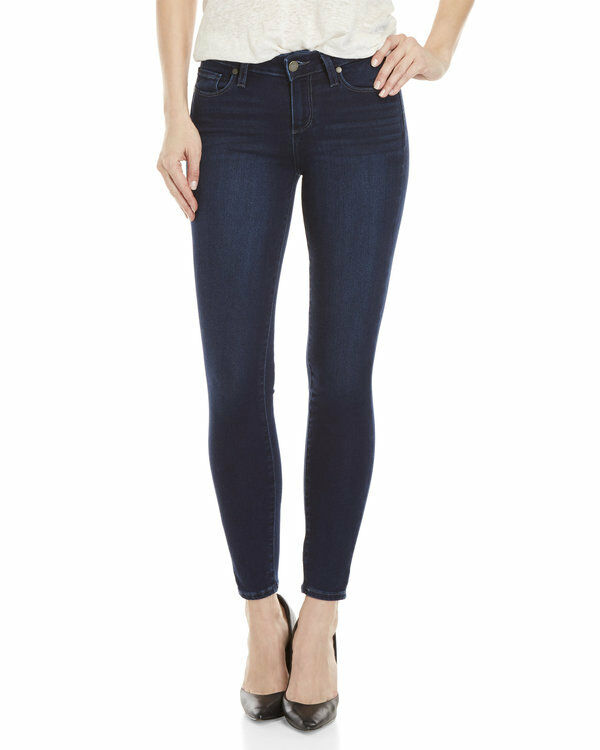 NEW Paige Denim Verdugo Ultra Skinny Ankle Cut Jeans in Tate - Size 28