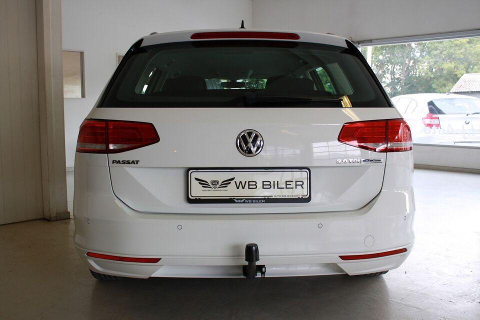 VW Passat 2,0 TDi 150 Comfortl. Vari. Diesel modelår 2015 km