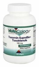 Nutricology - Tocomin SupraBio Tocotrienols 100 mg. - 120 Softgels