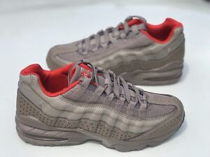 Details about Nike Air Max 95 GS Size 6.5 Sepia Stone Orange 922173 200