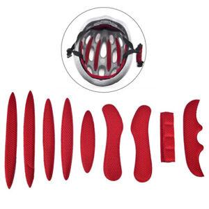 Almohadillas-de-casco-ciclismo-Esponja-sellada-Casco-internas-proteccion