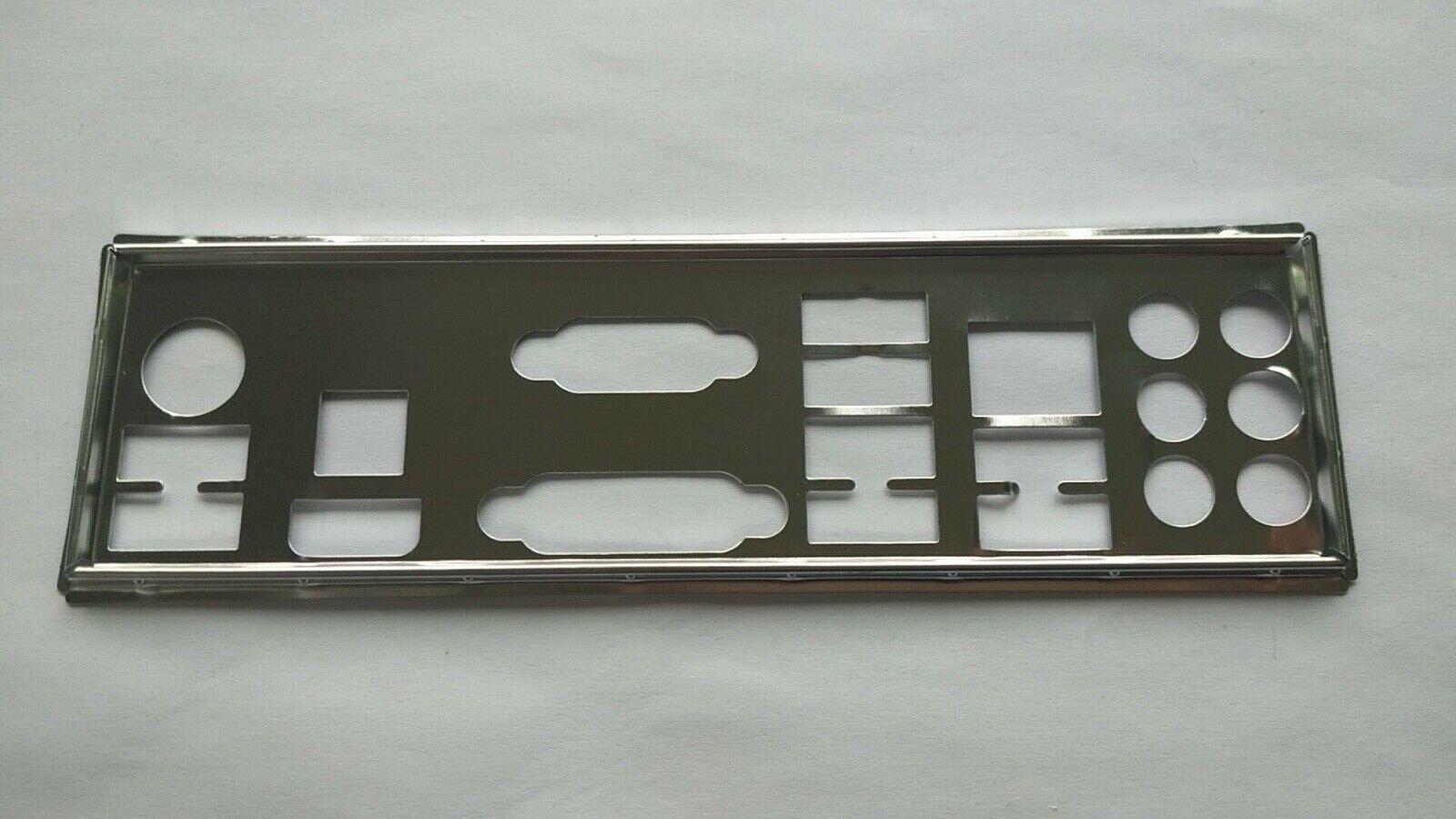 IO I//O Shield Back Plate BackPlate Plates Bracket for ASUS P8H61-MX USB3 CY