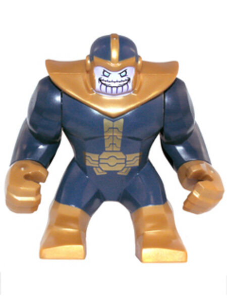 Lego 76049-Marvel  Super Heroes-Thanos-MINI FIG Mini Figure  articles promotionnels