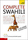 Complete Swahili Beginner to Intermediate Course: (Audio Support Only) Learn to Read, Write, Speak and Understand a New Language with Teach Yourself: Audio Support by Joan Russell (CD-Audio, 2010)