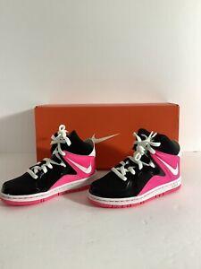 Girls Nike Court Invader Sneakers Black