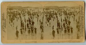 Atlantic-City-Beach-Fashion-Vintage-Stereoview-Photo-1897-New-Jersey