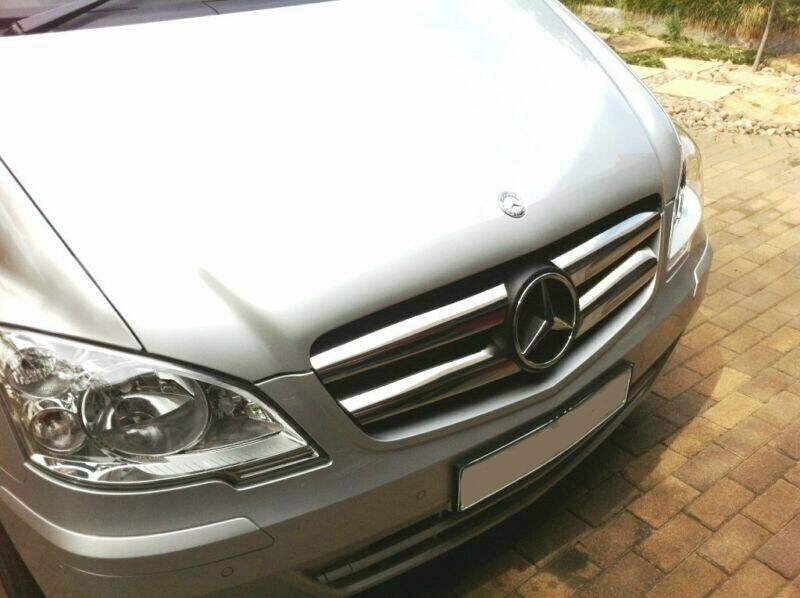 Mercedes Vito 116 Grille Strips