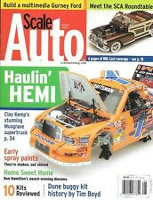 Scale Auto Enthusiast Aug 2005 Musgrave Craftsman Dodge Hemi Dune Buggy Kit