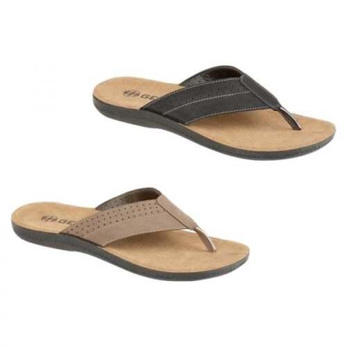 Shumo FAIRMONT Mens Cool Comfortable Flexible Stylish Summer Flip Flops Sandals