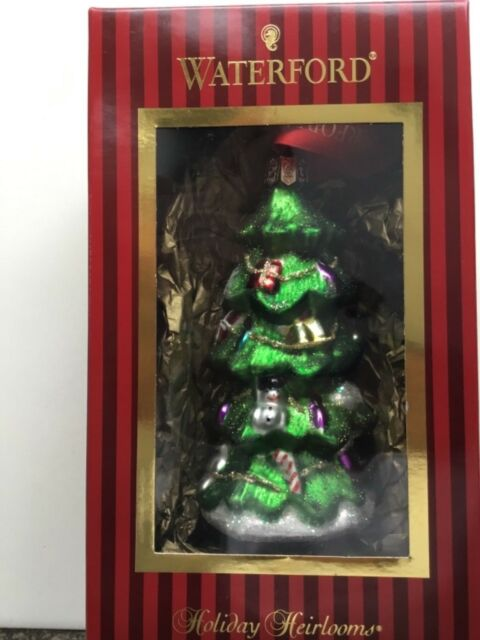 Waterford Christmas Ornaments.Waterford Holiday Heirlooms Christmas Tree Christmas Ornament
