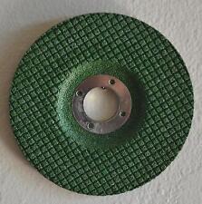 "50pcs 4.5"" x 1/8"" x 7/8"" Flexible Grinding Wheel 60 GRIT Green Grinder Disc"