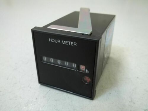 3-5703B102Q00XX HOUR METER *NEW IN BOX* AUTOMATIC TIMING /& CONTROLS CO