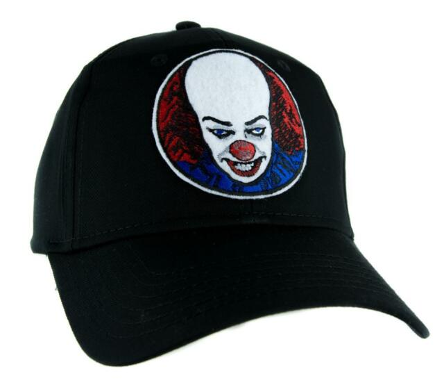 a645ca517e5 Pennywise Clown Stephen King s It Hat Baseball Cap Alternative Horror  Clothing