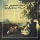 Georg Christoph Wagenseil: Symphonies, Vol. 2 (CD, Apr-2008, CPO)
