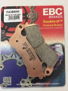 07-09 ABS EBC Bremsbeläge FA388HH VORN Honda CB 600 FA7//FA7//FA8//FA9 Hornet