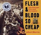 Flesh & Blood So Cheap  : The Triangle Fire and Its Legacy by Albert Marrin (Hardback, 2015)
