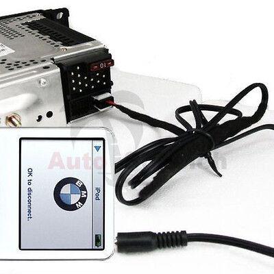 AUX IN Adapter Kabel für BMW E46 Business CD MP3 Radio iPhone Handy Klinke